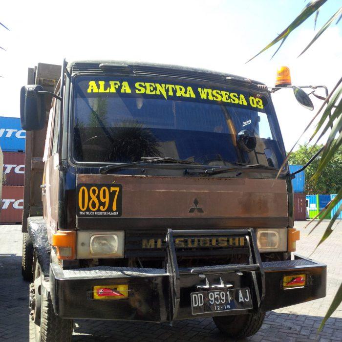 PT Alfa Sentra Wisesa - Trucking